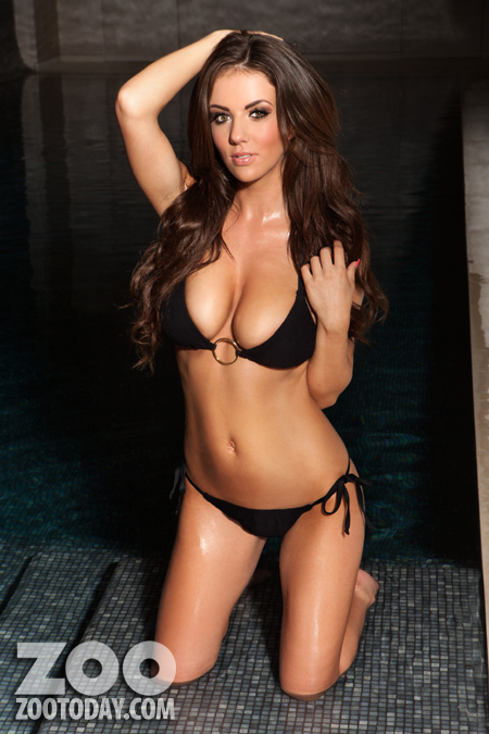 British glamour models natural boobs