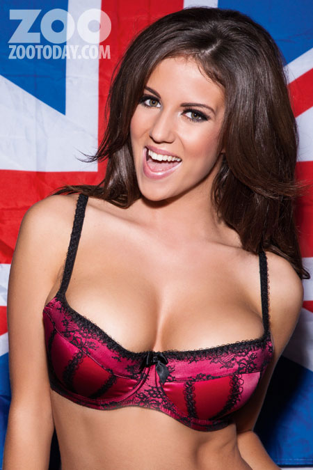 Q&A with Rachel Williams, British Glamour Model & Viral Sensation (4/6)
